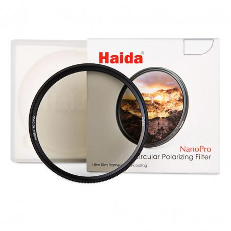 Filtr polaryzacyjny Haida 52mm NanoPro MC