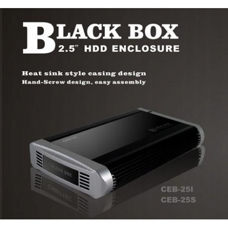 Kieszeń na dysk Chieftec CEB-25I IDE USB