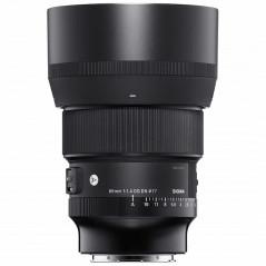 Sigma 85mm f/1.4 A DG DN Sony E | + zestaw czyszczący NLKP-1 za 1zł!