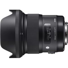 Sigma A 24mm f/1.4 DG HSM Nikon F