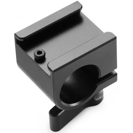 SmallRig 1157 Cold Shoe Rod Clamp 15mm Mocowanie do rury