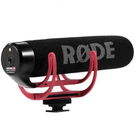 Mikrofon Rode VideoMic GO