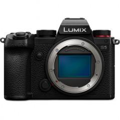 Panasonic Lumix DC-S5 | + obiektyw Lumix S 50mm f/1.8 w cenie 450zł | +1 rok gwarancji