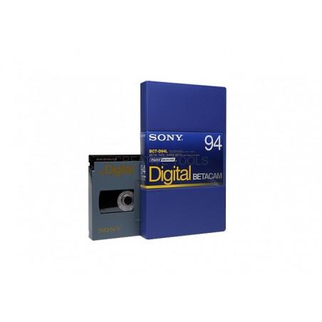 Kaseta Sony BCT-D94L