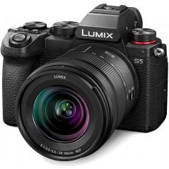 Panasonic Lumix DC-S5 + Lumix S 20-60mm (DC-S5EK) | + obiektyw Lumix S 50mm f/1.8 w cenie 450zł | +1 rok gwarancji