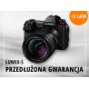 Panasonic gwarancja + 3 lata dla aparatów Lumix S (EGDSCLUM-S3)