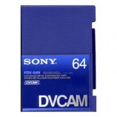 Kaseta DVCAM SONY PDV-64N