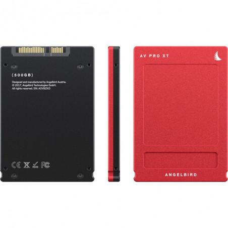 Angelbird AV PRO XT 500GB Dysk SSD (AVP500XT)