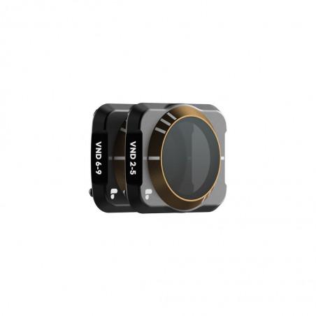 Zestaw dwóch filtrów Variable ND combo PolarPro VND Cinema Series do DJI Mavic Air 2