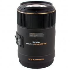 Sigma AF 105mm f/2.8 MACRO EX DG OS HSM Canon | + zestaw czyszczący NLKP-1 za 1zł!