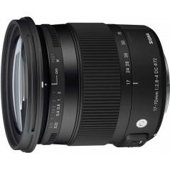 Sigma 17-70mm f/2.8-4 C DC MACRO OS HSM Nikon