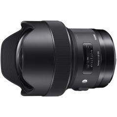 Sigma A 14mm f/1.8 DG HSM Art Nikon