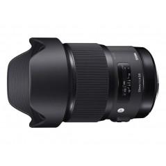 Sigma A 20mm f/1.4 DG HSM Nikon F | + zestaw czyszczący NLKP-1 za 1zł!