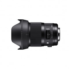 Sigma A 28mm f/1.4 DG HSM Canon EF