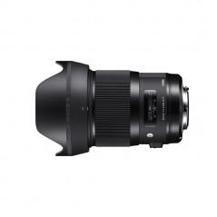Sigma A 28mm f/1.4 DG HSM Nikon F