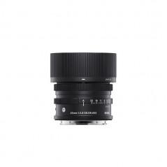 Sigma C 45mm f/2.8 DG DN Sony-E