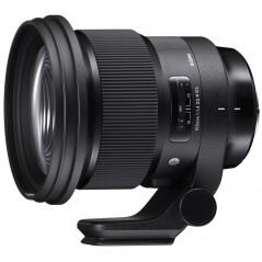Sigma A 105mm f/1.4 ART DG HSM Sony E