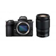 Nikon Z6 II + Nikkor 24-200mm f/4-6.3 VR | Wymień swój stary aparat na nowy i zyskaj 1000 zł rabatu!