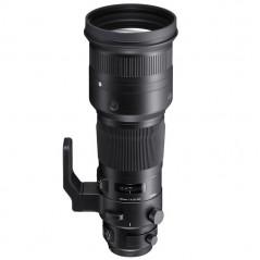 Sigma 500mm f/4.0 S DG OS HSM Canon