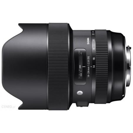 Sigma Art 14-24 mm f/2.8 DG HSM Nikon + Pendrive LEXAR 32GB WRC za 1zł + 5 lat rozszerzonej gwarancji