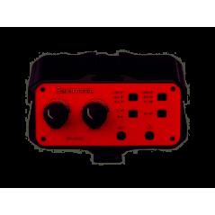 Saramonic SR-PAX1 adapter audio dwukanałowy aktywny