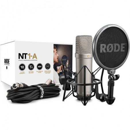 RODE NT1-A Kit zestaw do nagrań wokalnych