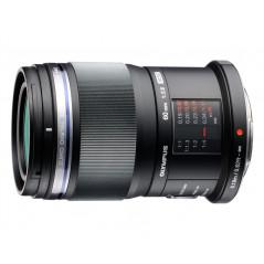 Obiektyw Olympus M.ZUIKO DIGITAL ED60mm 1:2.8 czarny