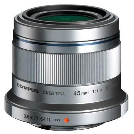 Obiektyw Olympus M.ZUIKO DIGITAL 45mm F1,8