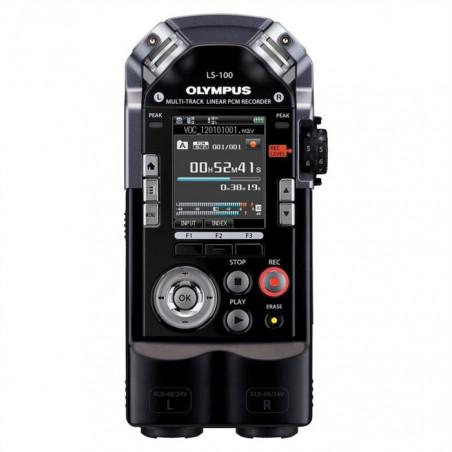 Wielościeżkowy rejestrator Olympus LS-100