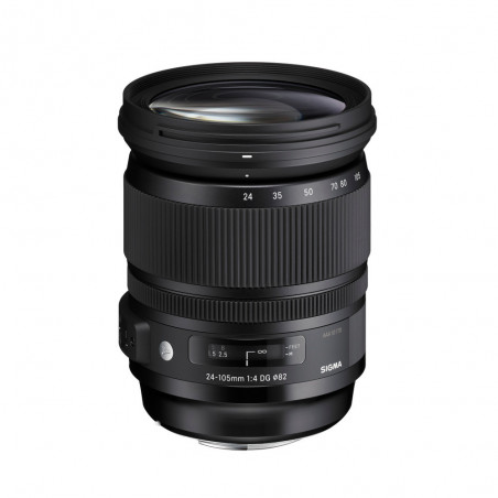 Sigma A 24-105 f/4 A DG OS HSM Nikon