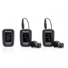 Saramonic Blink500 Pro B2 (RX+TX+TX) mikroport bezprzewodowy