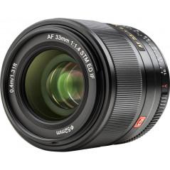 Viltrox AF 33mm F1.4 XF Fuji X | karta Angelbird AV PRO SD MK2 64GB V60 za 1zł po rejestracji
