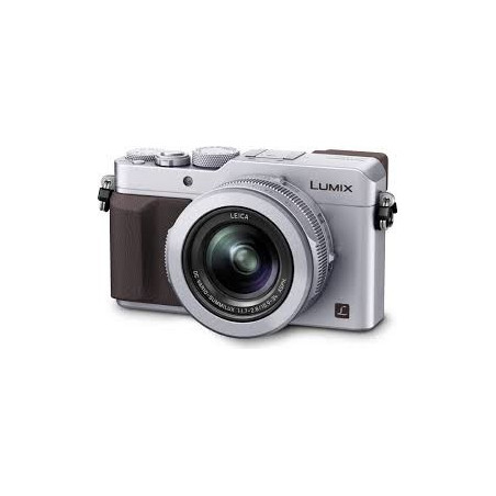 Aparat Panasonic DMC-LX100EPS srebrny