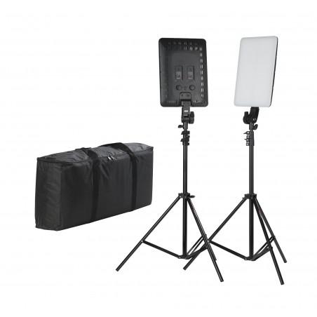 Quadralite Thea 450 panel LED Kit
