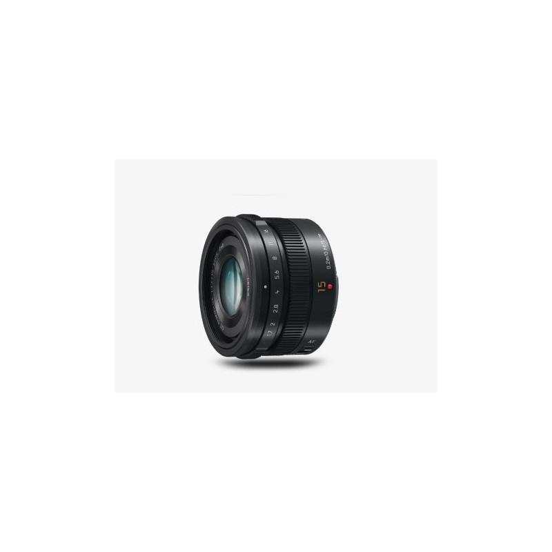 Obiektyw Panasonic Leica 15 mm F1,7(H-X015E-K)