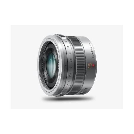Obiektyw Panasonic Leica 15 mm F1,7(H-X015E-S)