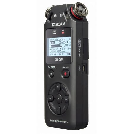 Tascam DR-05X Ręczny rejestrator stereo