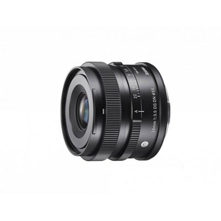 Sigma 24mm f/3.5 DG DN L-mount | + zestaw czyszczący NLKP-1 za 1zł!