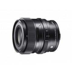 Sigma C 65mm f/2.0 DG DN Sony E | Magnetic Lens Cap Holder GRATIS | Zestaw czyszczący NLKP-1 w zestawie za 1zł!