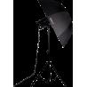 Nanlite Umbrella Deep Srebrny 135cm