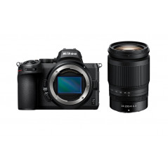 Nikon Z5 + Nikkor 24-200mm f/4-6.3   RABAT 1400zł