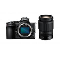 Nikon Z5 + Nikkor 24-200mm f/4-6.3