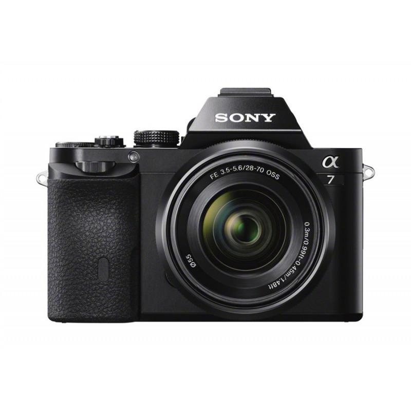 Aparat Sony ILCE A7KB + LEXAR 64GB 633X PROF. SDXC UHS-1 U1 za 1zł