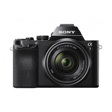 Aparat Sony ILCE A7KB + LEXAR 64GB 633X PROF. SDXC UHS-1 U1 za 1zł + Cashback 300 zł