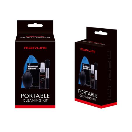Marumi zestaw czyszczący Portable Cleaning Kit (4w1)
