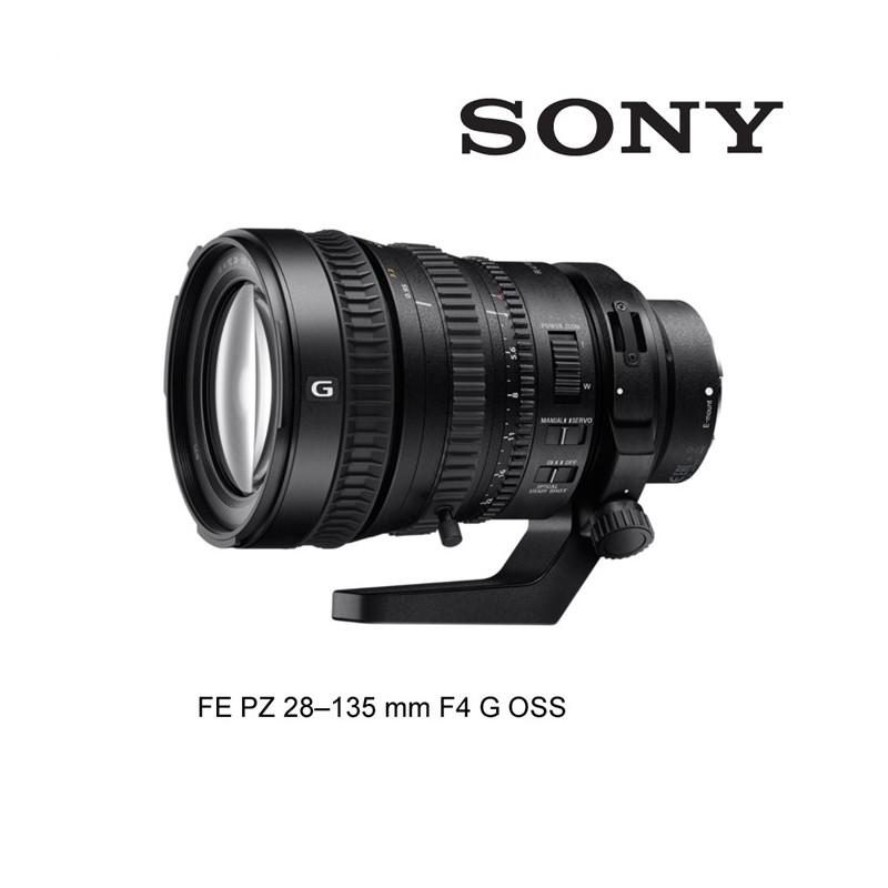 Obiektyw Sony SELP FE PZ 28-135 f/4 G