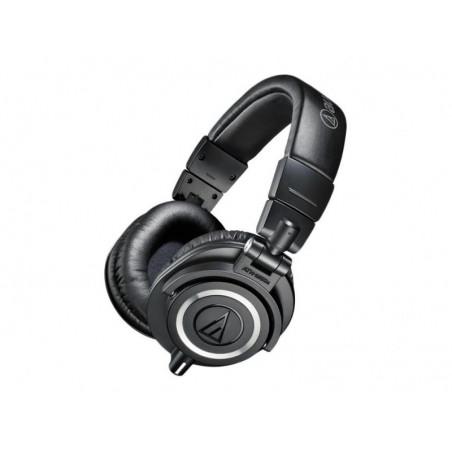 Audio-Technica ATH-M50x słuchawki czarne