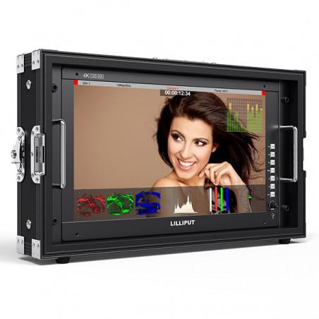 """Lilliput Q17 17,3"""" calowy monitor produkcyjny 12G-SDI"""