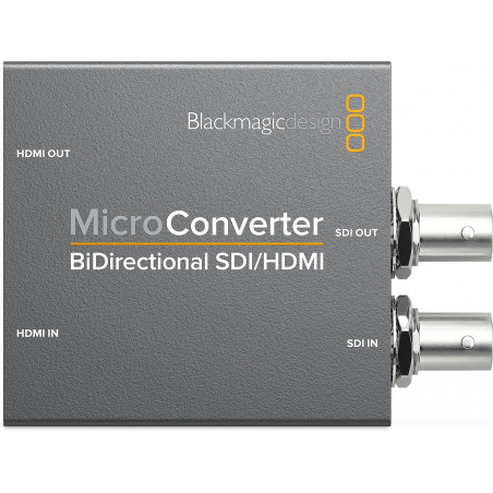 BLACKMAGIC DESIGN MICRO CONVERTER BIDIRECTIONAL SDI/HDMI - DWUKIERUNKOWY
