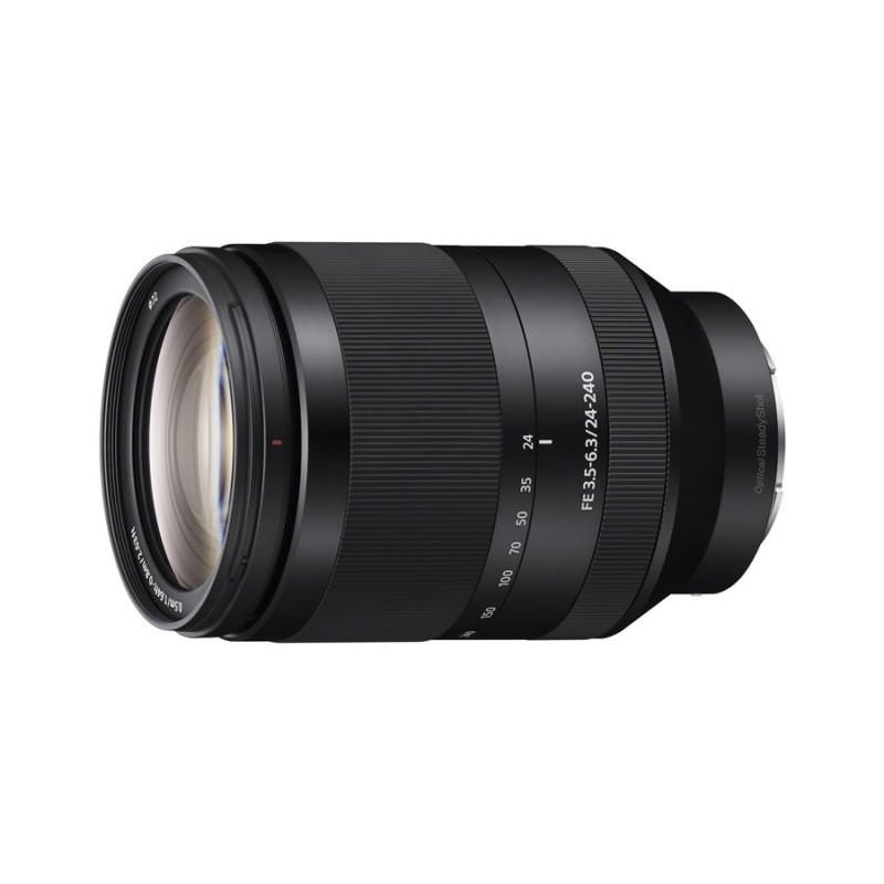Obiektyw Sony SEL FE 24–240 mm F3,5–6,3 OSS + cashback